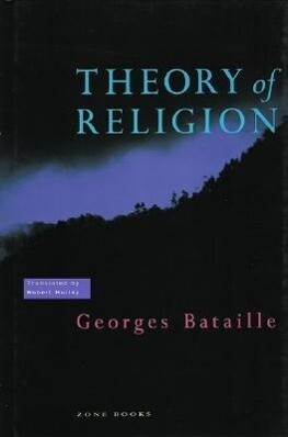 Theory of Religion als Buch