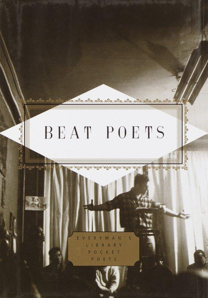 Beat Poets [With Ribbon Book Mark] als Buch