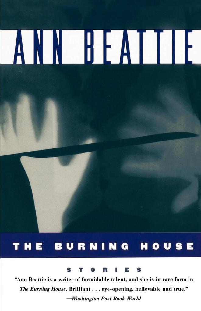 The Burning House als Taschenbuch
