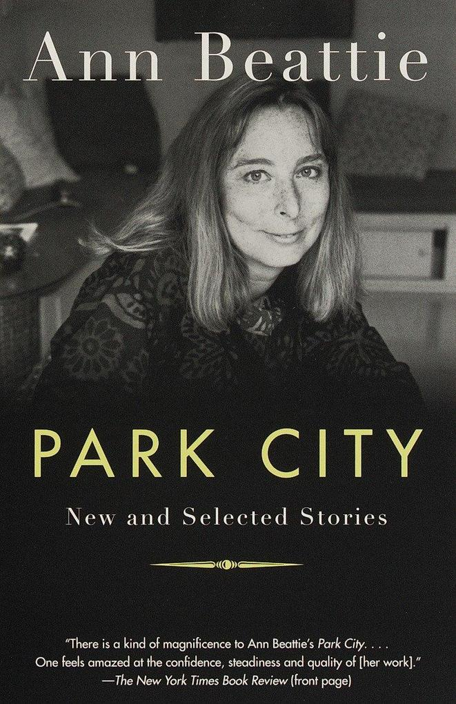 Park City: New and Selected Stories als Taschenbuch