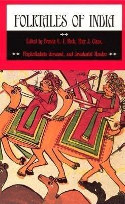 Folktales of India als Taschenbuch