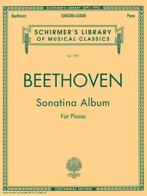 Sonatina Album: Piano Solo als Taschenbuch