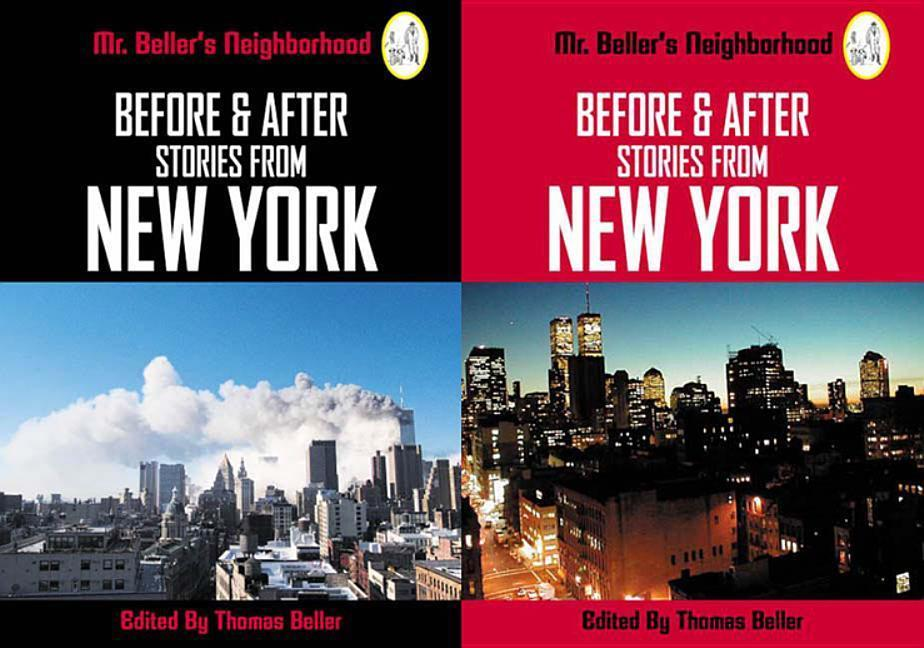 Before & After: Stories from New York als Taschenbuch