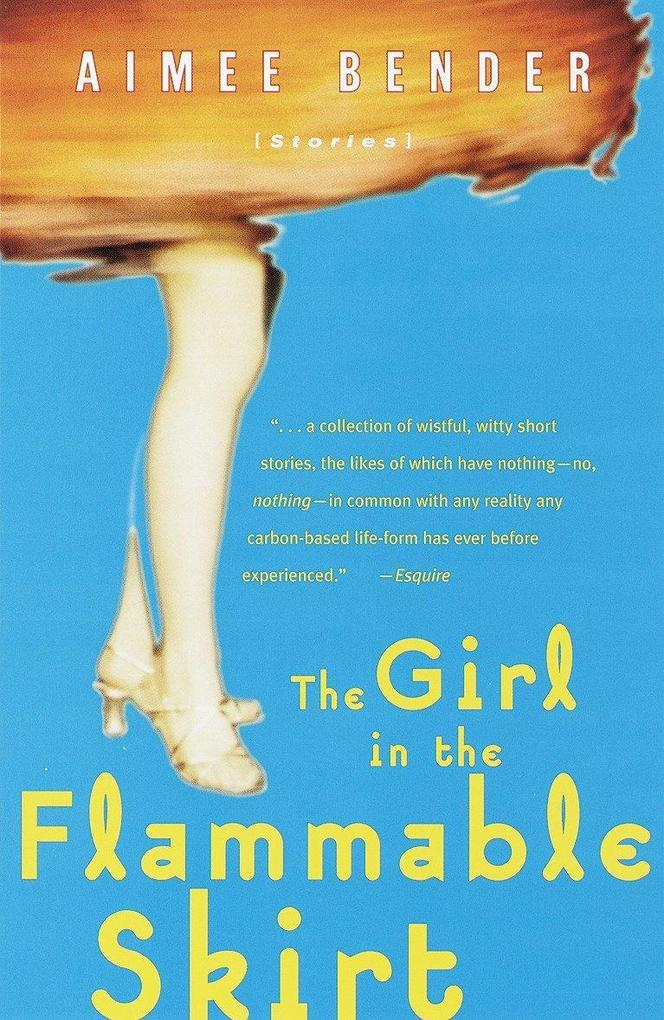 The Girl in the Flammable Skirt: Stories als Taschenbuch