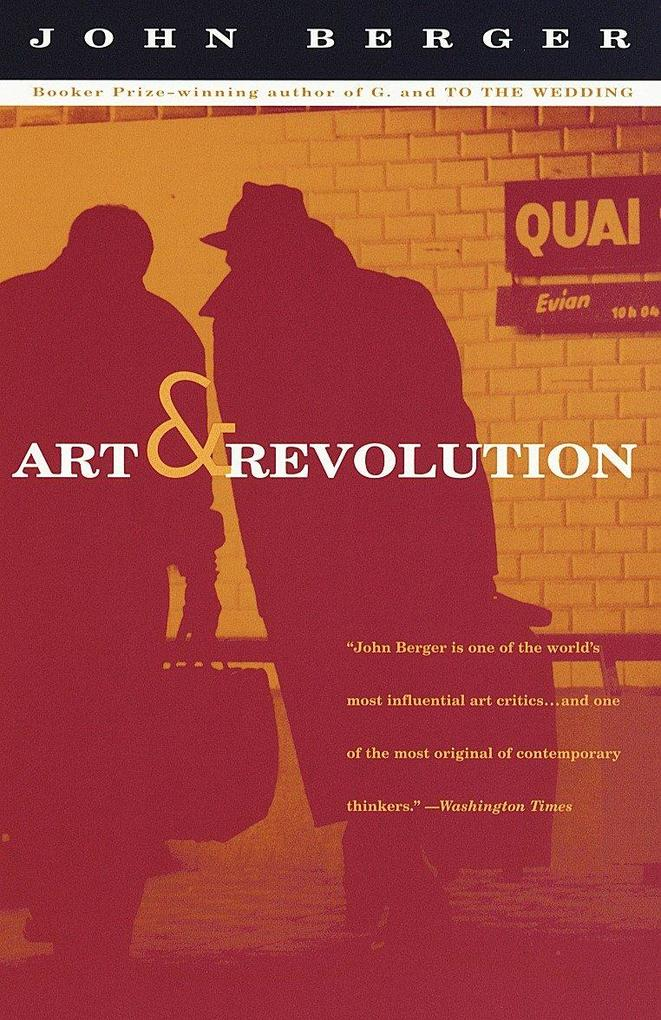 Art and Revolution: Ernst Neizvestny, Endurance, and the Role of the Artist als Taschenbuch