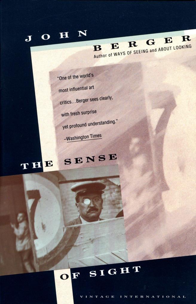 Sense of Sight als Taschenbuch