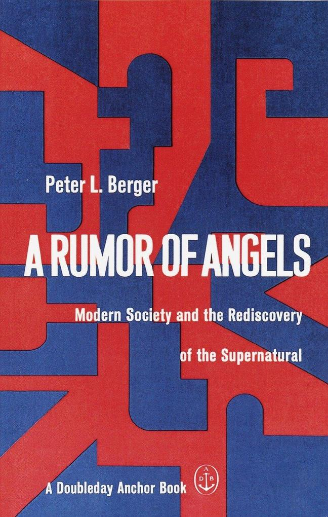 A Rumor of Angels als Taschenbuch
