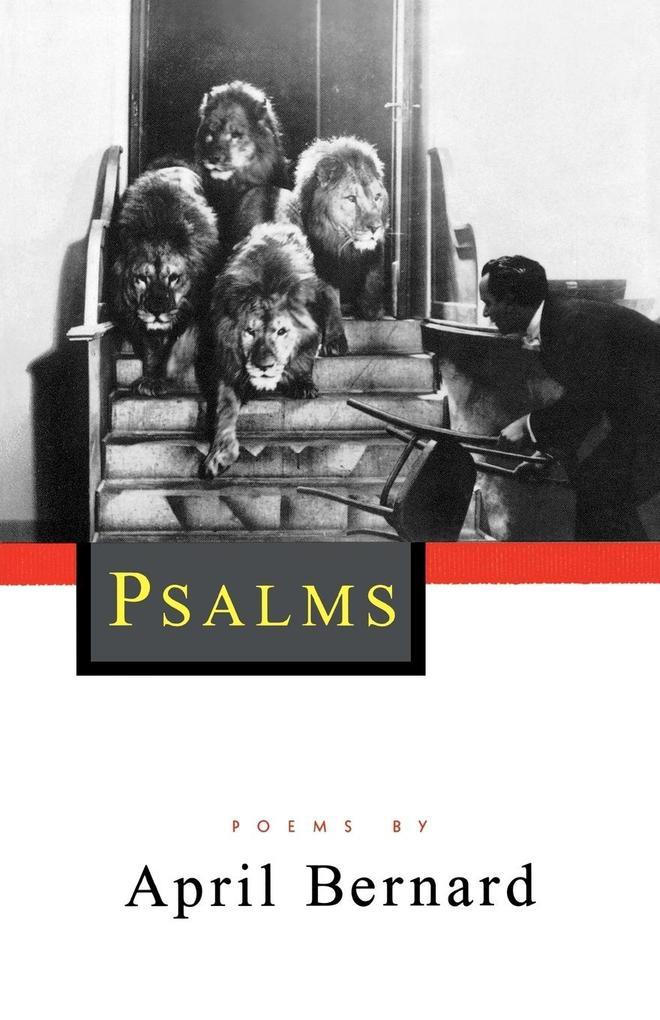 Psalms: Poems als Taschenbuch