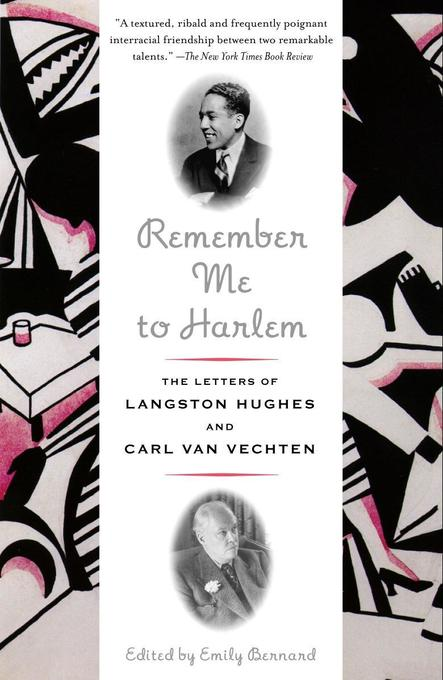 Remember Me to Harlem: The Letters of Langston Hughes and Carl Van Vechten als Taschenbuch