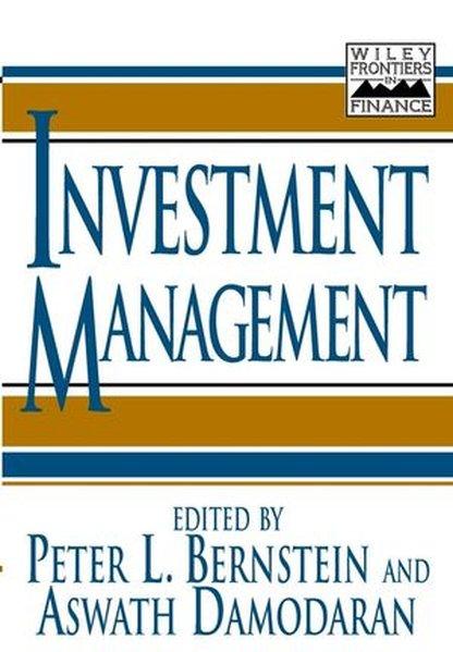 Investment Management als Buch