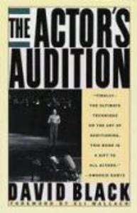 The Actor's Audition als Taschenbuch