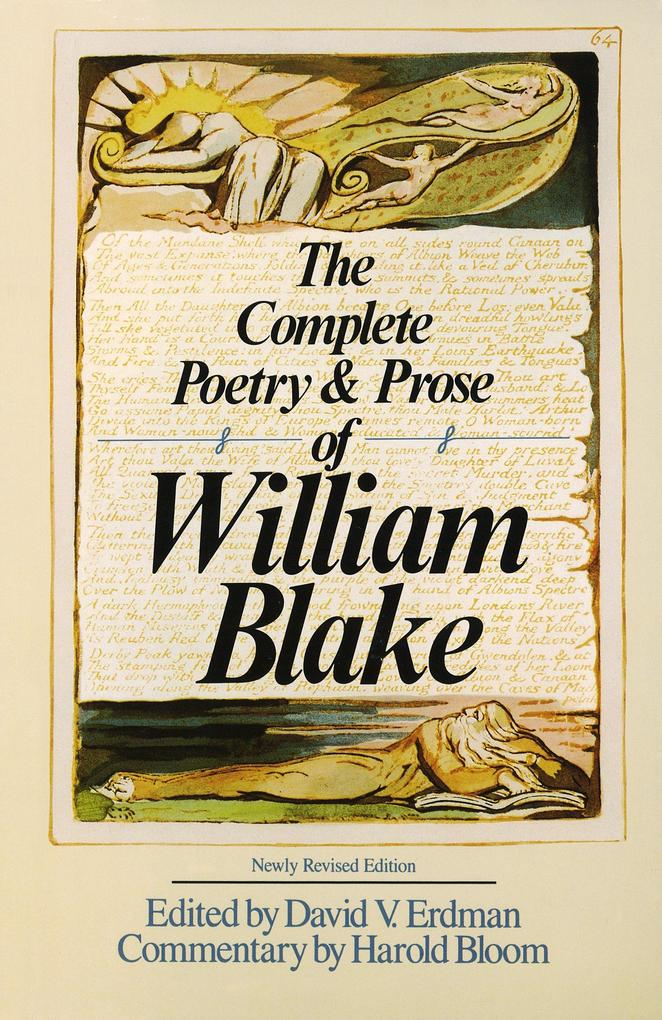 The Complete Poetry & Prose of William Blake als Taschenbuch
