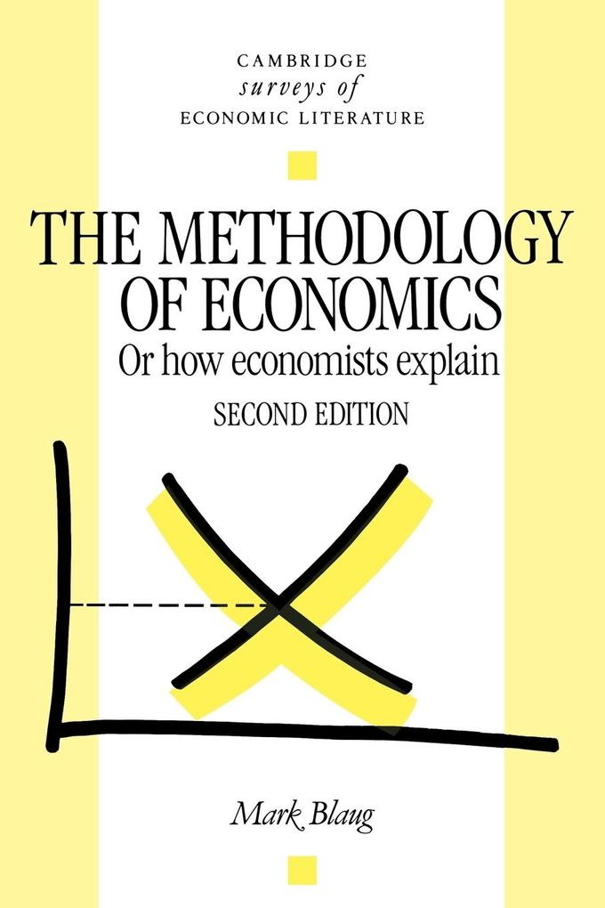 The Methodology of Economics als Buch