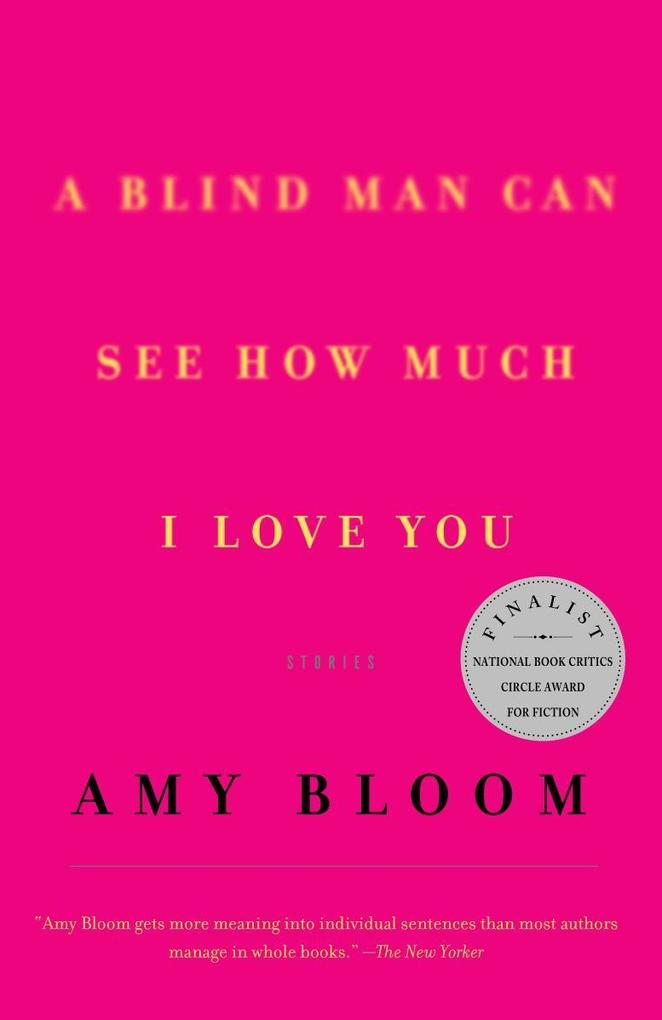 Blind Man Can See How Much I Love You als Taschenbuch