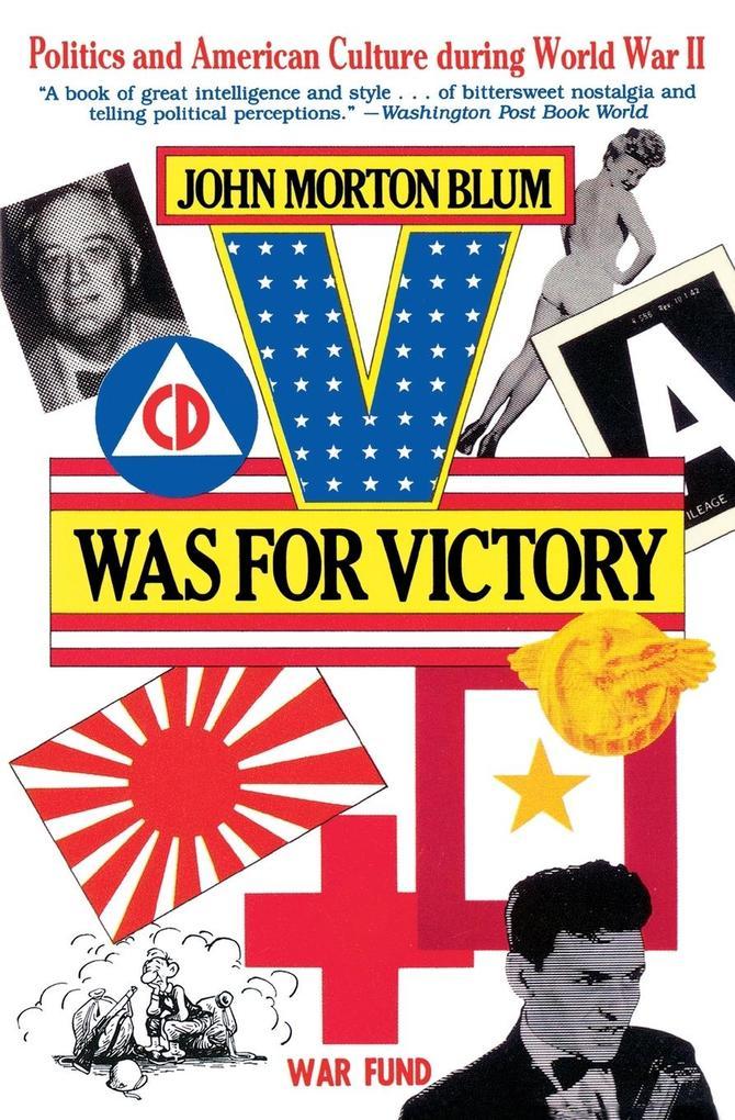 V Was for Victory als Taschenbuch