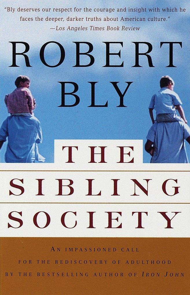 The Sibling Society als Taschenbuch