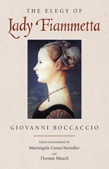 The Elegy of Lady Fiammetta als Buch