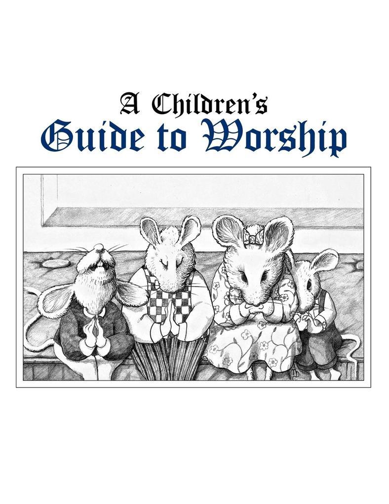 Childrens Guide to Worship als Taschenbuch