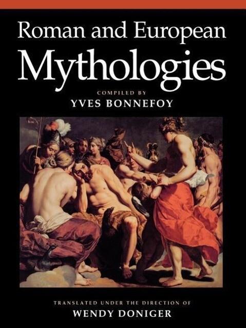 Roman and European Mythologies als Taschenbuch