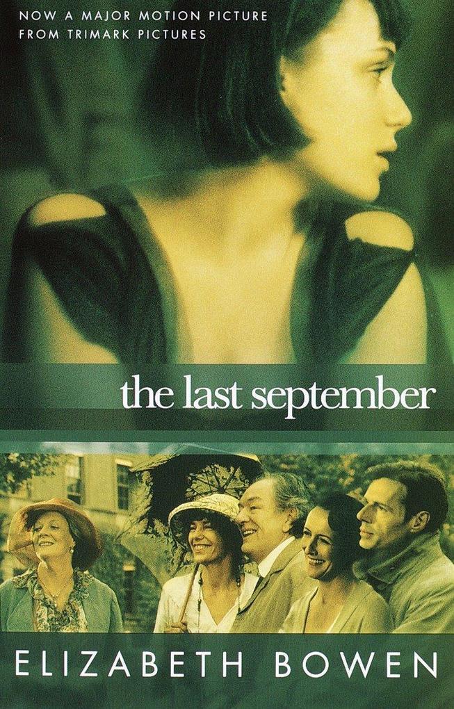 The Last September als Taschenbuch