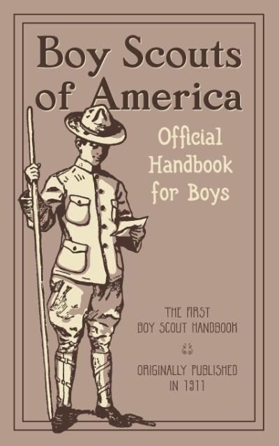 Official Handbook for Boys als Taschenbuch