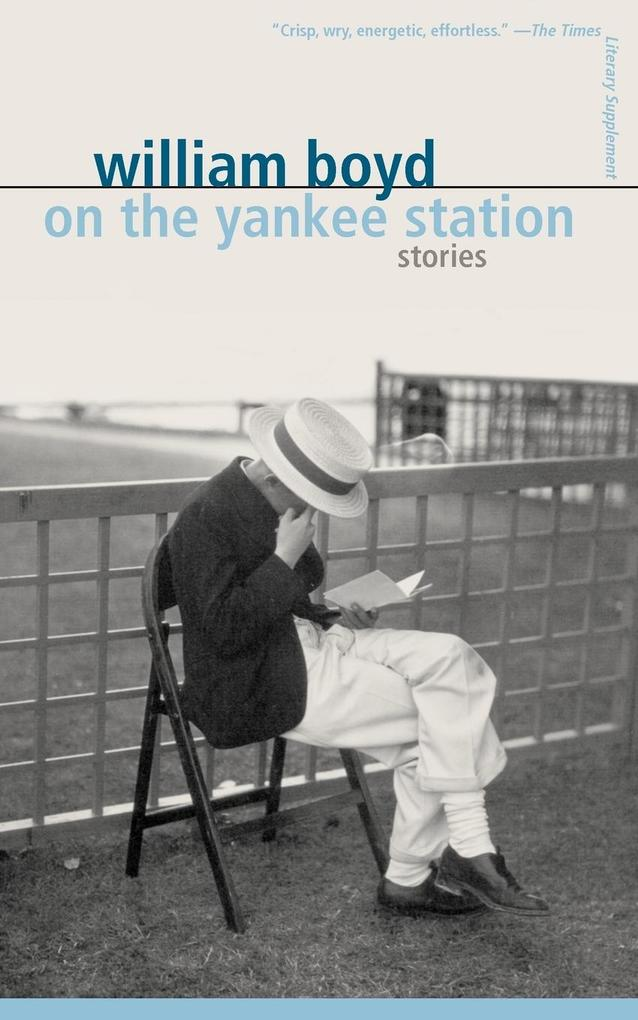 On the Yankee Station als Buch