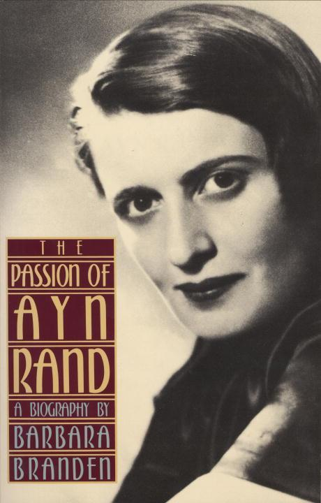 The Passion of Ayn Rand als Taschenbuch