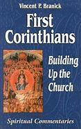 First Corinthians: Building Up the Church als Taschenbuch
