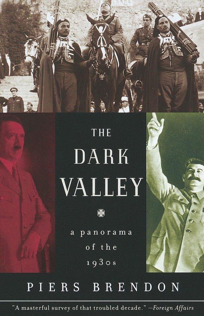 The Dark Valley: A Panorama of the 1930s als Taschenbuch