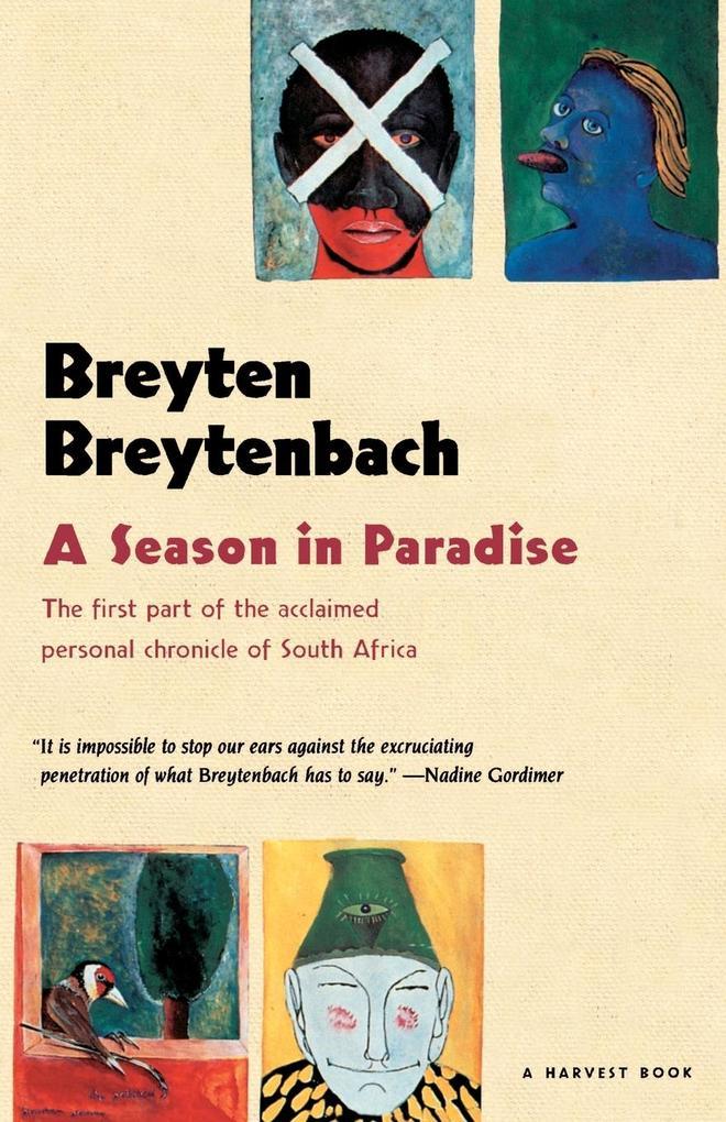 Season in Paradise als Taschenbuch