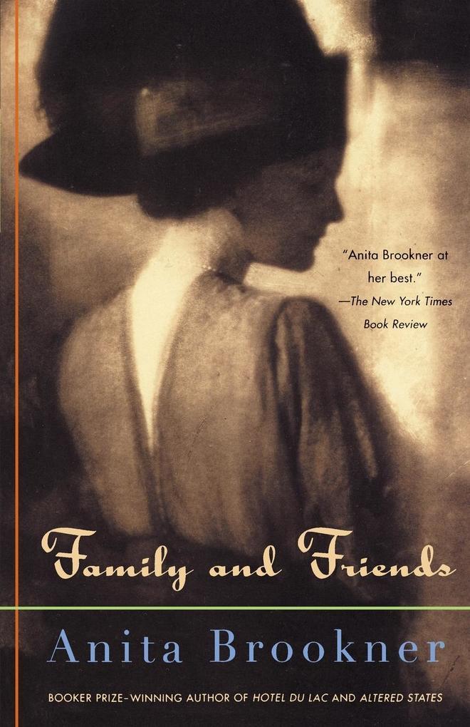 Family and Friends als Taschenbuch
