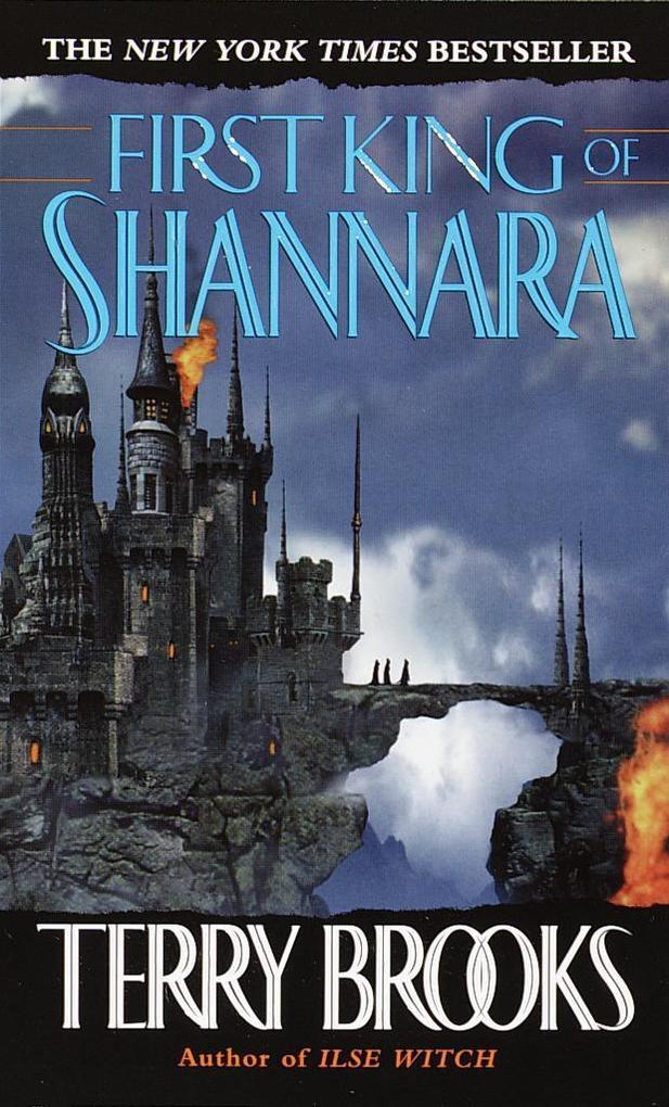 First King of Shannara als Taschenbuch