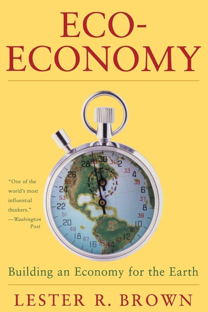 Eco-Economy als Taschenbuch