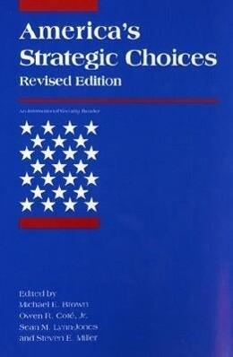 America's Strategic Choices als Taschenbuch