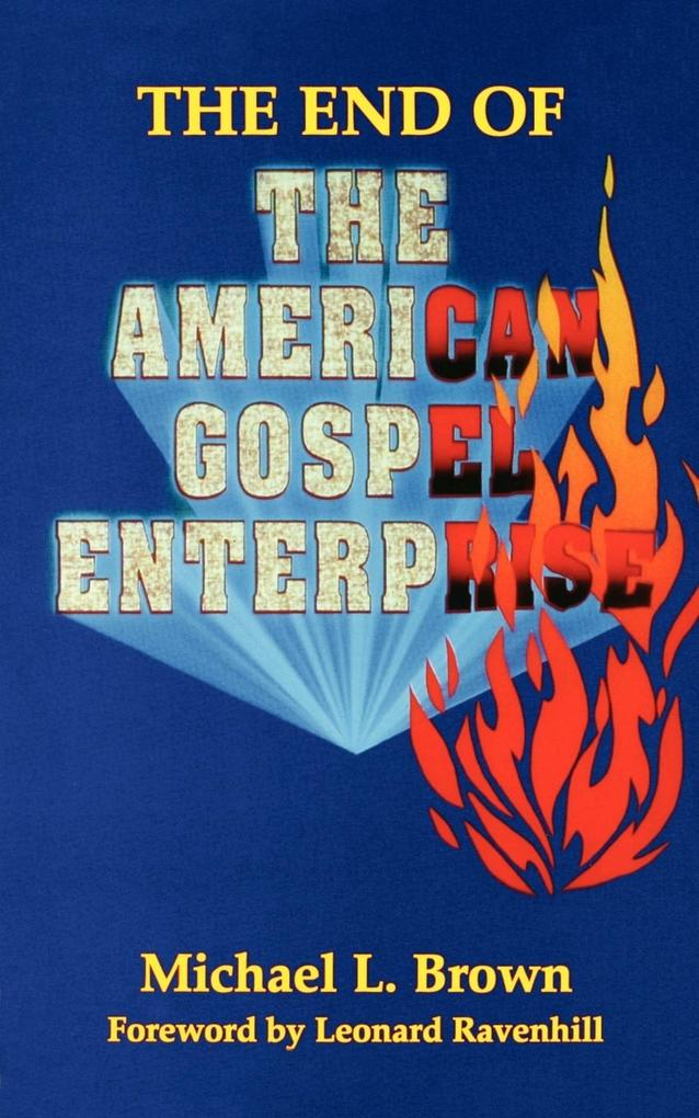 The End of the American Gospel Enterprise als Taschenbuch