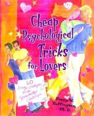 Cheap Psychological Tricks for Lovers als Taschenbuch