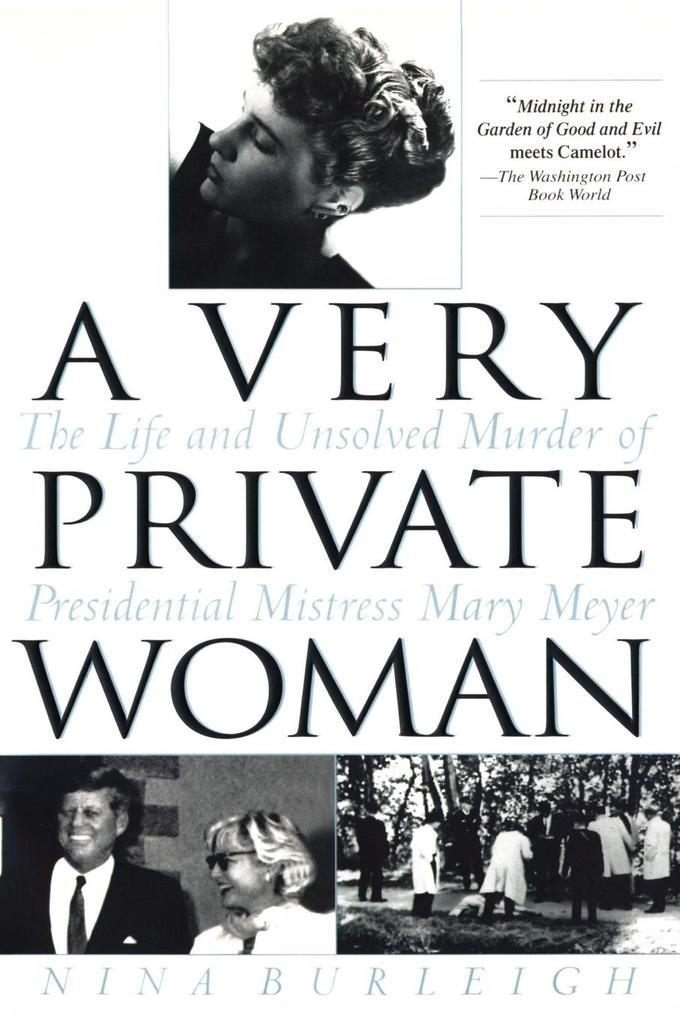 A Very Private Woman als Taschenbuch