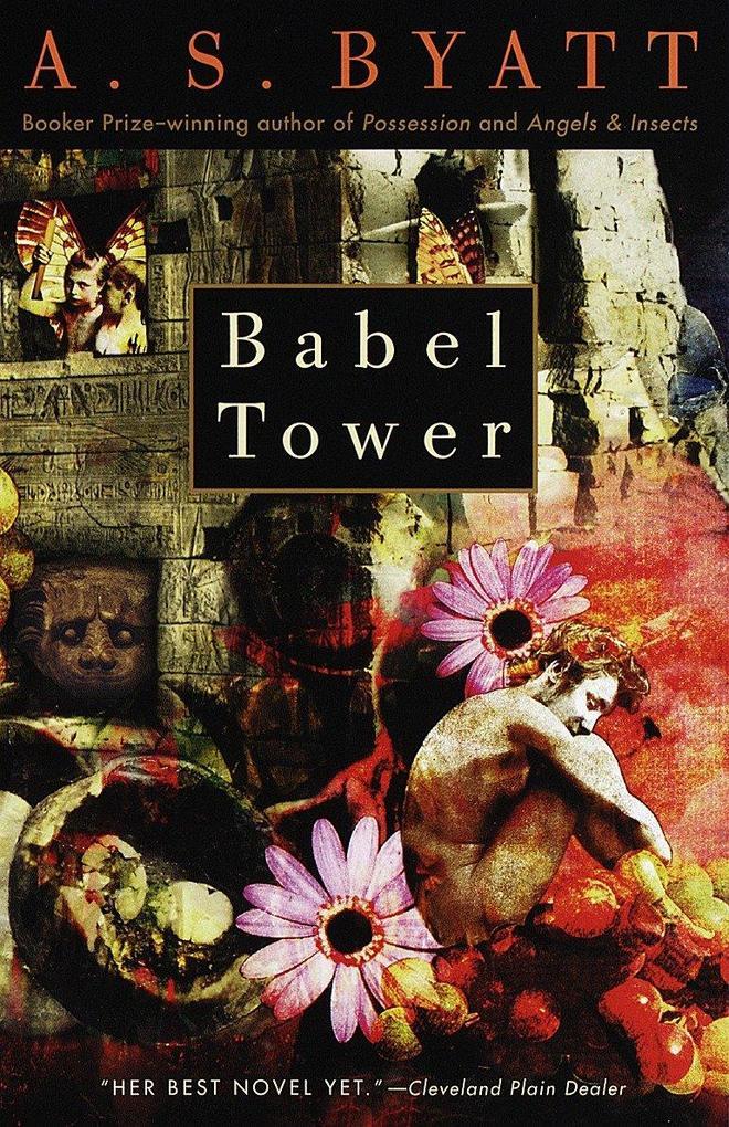 Babel Tower als Taschenbuch