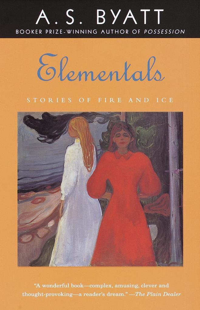 Elementals: Stories of Fire and Ice als Taschenbuch
