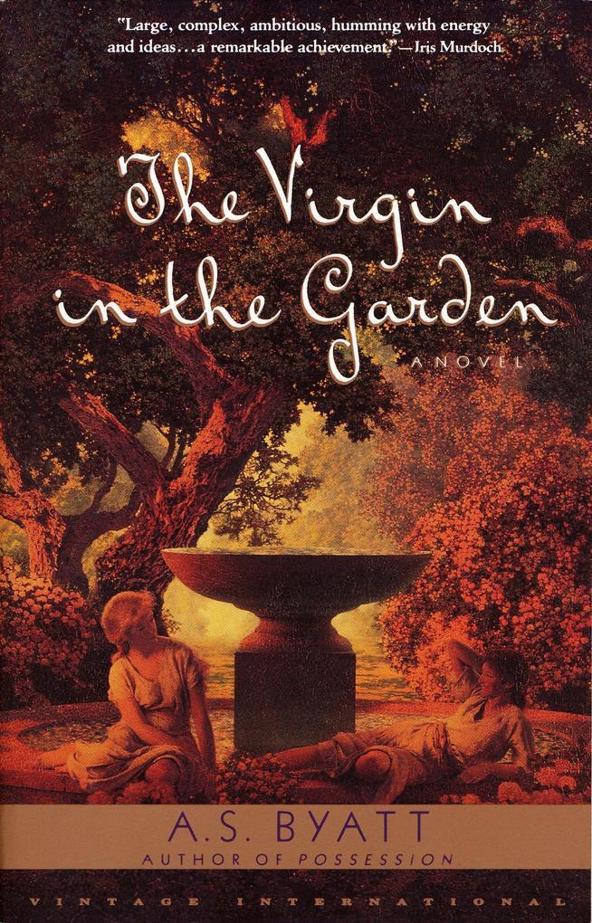 The Virgin in the Garden als Taschenbuch