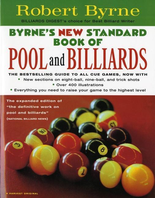 Byrne's New Standard Book of Pool and Billiards als Taschenbuch
