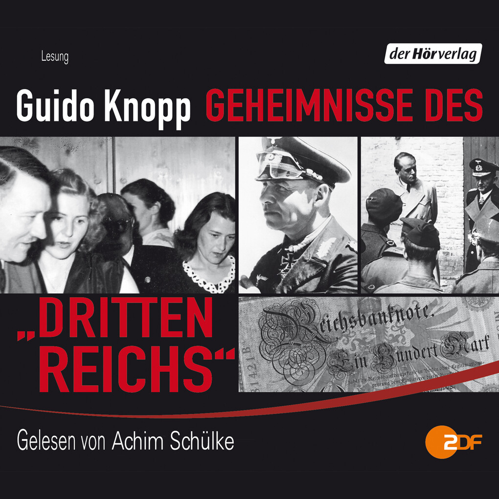 """Geheimnisse des """"Dritten Reichs"""" als Hörbuch Download"""