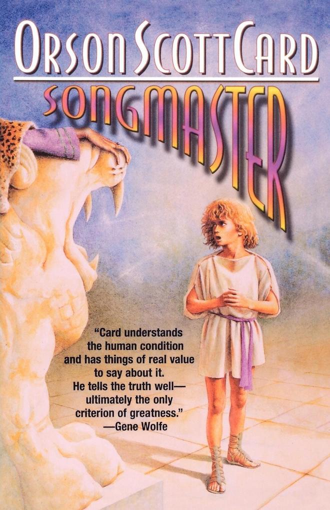 Songmaster als Taschenbuch