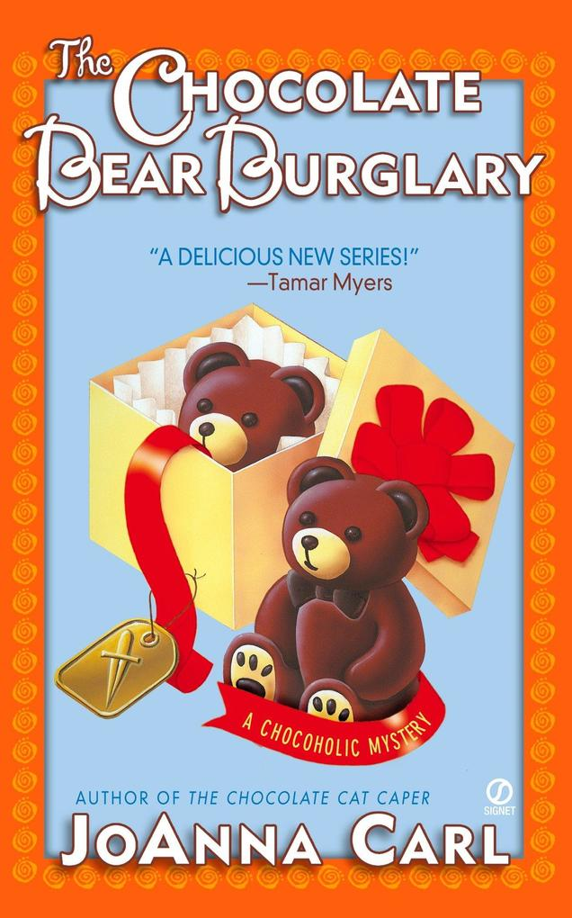 The Chocolate Bear Burglary als Taschenbuch