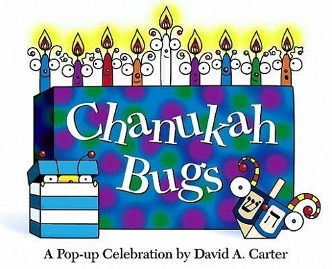 Chanukah Bugs: A Pop-Up Celebration als Buch