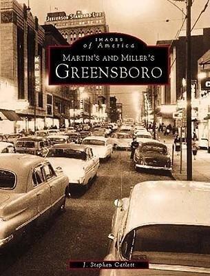 Martin & Miller's Greensboro als Taschenbuch