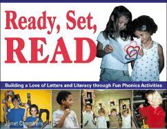 Ready, Set, Read: Building a Love of Letters and Literacy Through Fun Phonics Activities als Taschenbuch