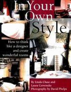 In Your Own Style: The Art of Creating Wonderful Rooms als Taschenbuch