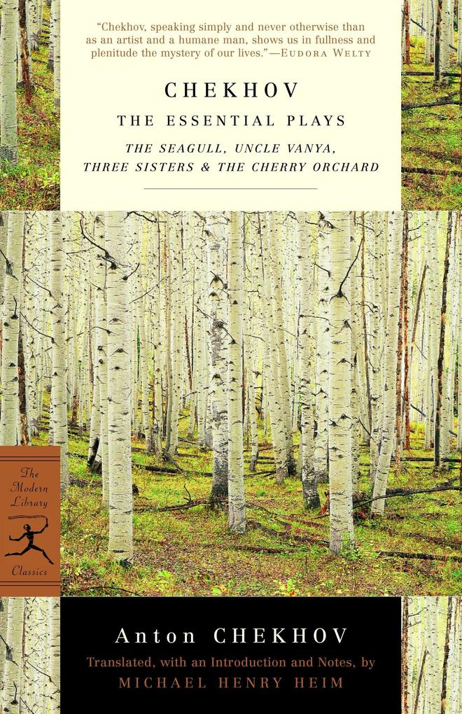 Chekhov: The Essential Plays: The Seagull, Uncle Vanya, Three Sisters & the Cherry Orchard als Taschenbuch