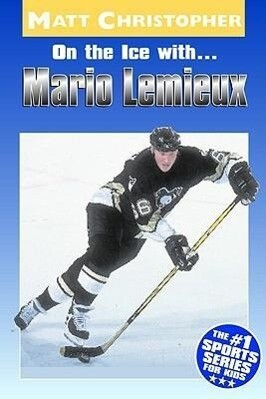 On the Ice With... Mario Lemieux als Taschenbuch
